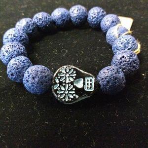 Jewelry - *Handmade* Blue Bracelet